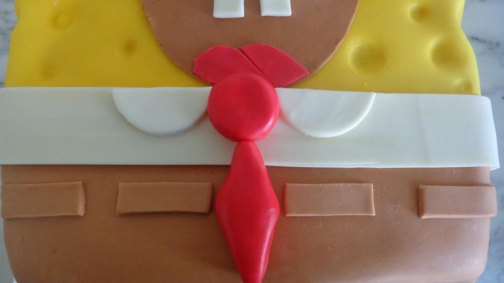 Gâteau d'anniversaire Sponge Bob10