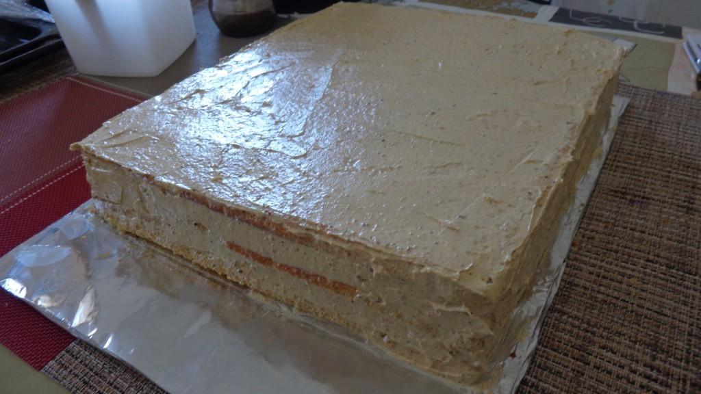 Gâteau d'anniversaire Sponge Bob5