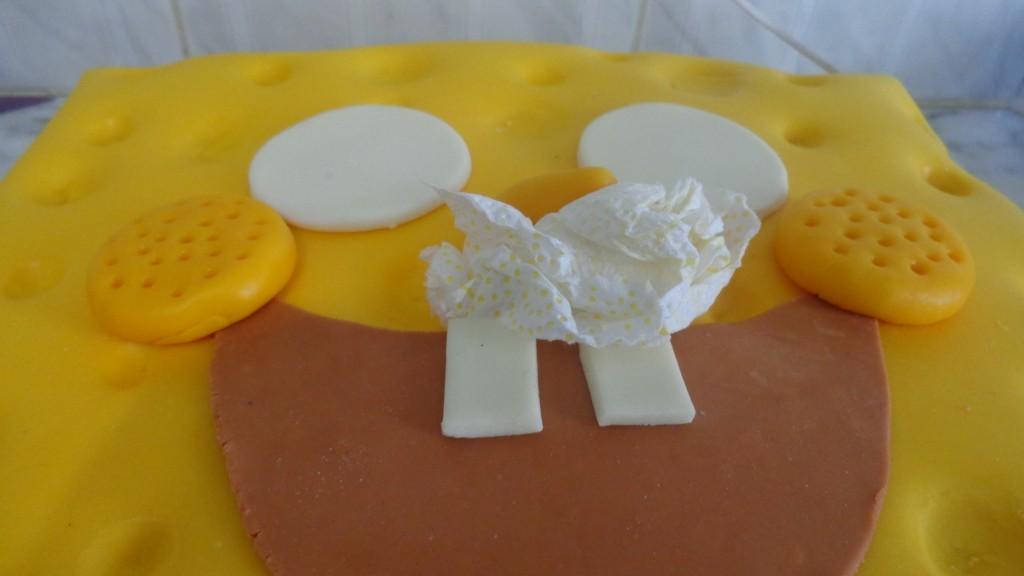 Gâteau d'anniversaire Sponge Bob8