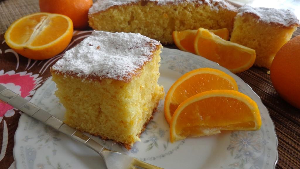 Gâteau orange & huile d'olive5
