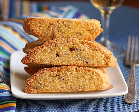 Biscotti aux amandes7