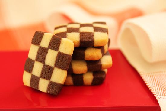 Biscuit Damier1
