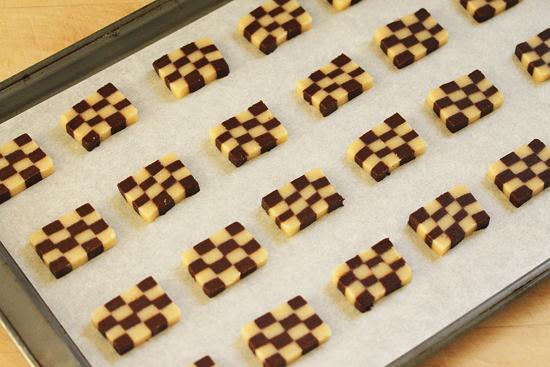 Biscuit Damier6