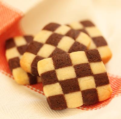 Biscuit Damier7