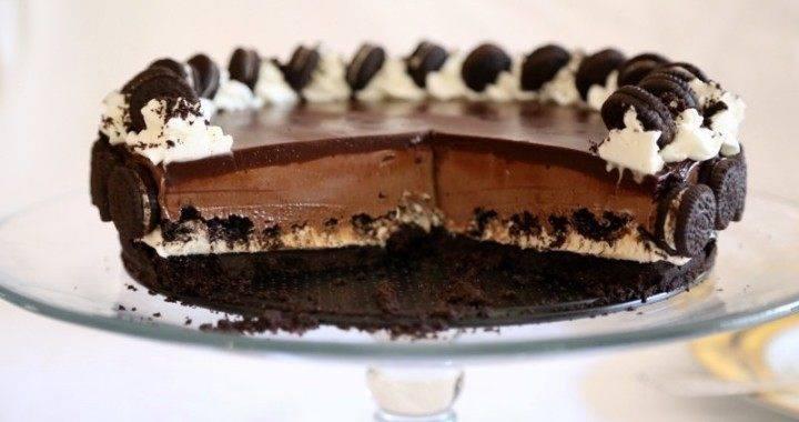 Cheesecake chocolat oreo sans cuisson2