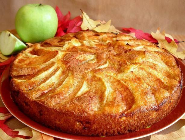 Temps De Cake Pommes
