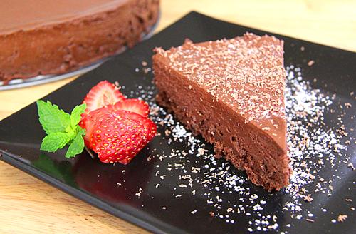 Gâteau Mousse au Chocolat2