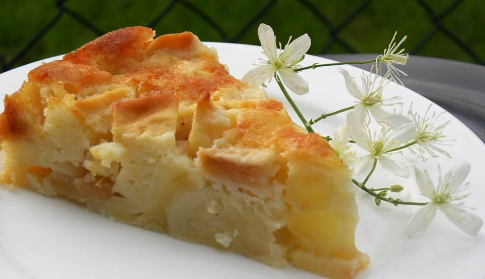 Gâteau aux pommes; la bonne recette!