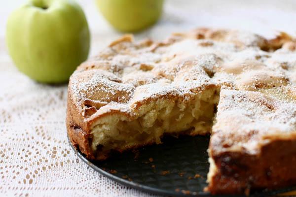 Gâteau aux pommes1