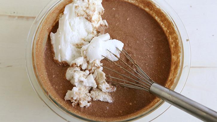 Gâteau magique au chocolat7