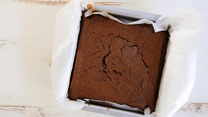 Gâteau magique au chocolat9