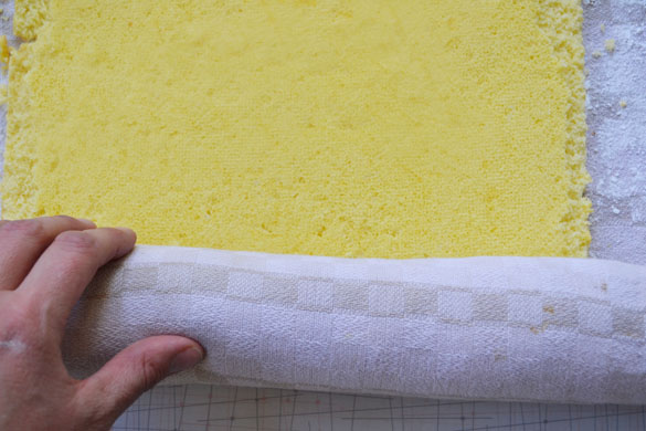 Gâteau roulé mascarpone citron4