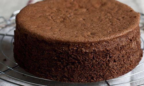 génoise au chocolat – gâteaux & délices