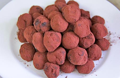 Les Truffes au Chocolat7