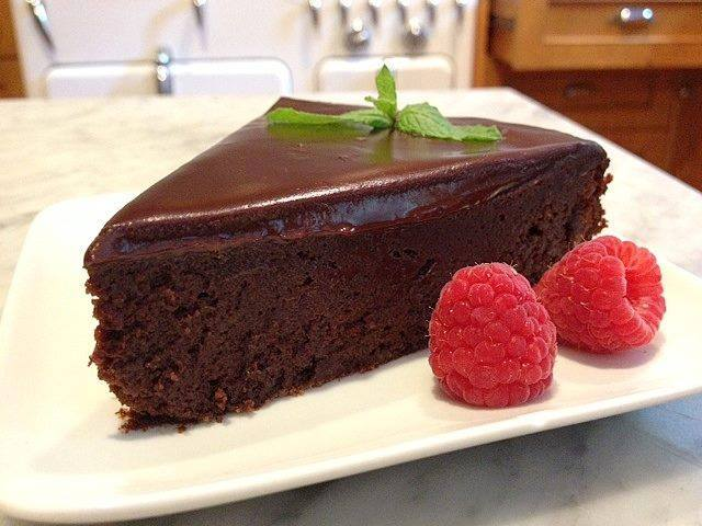 Moelleux au chocolat1