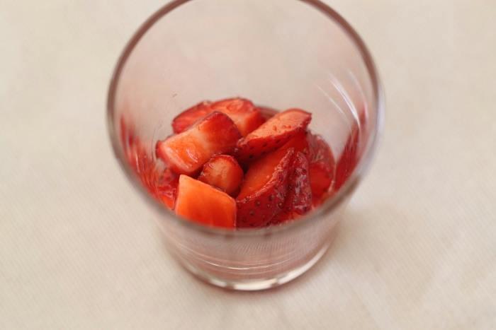 Mousse de fraises et guimauves6