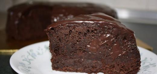 Mud Cake ou gâteau de boue