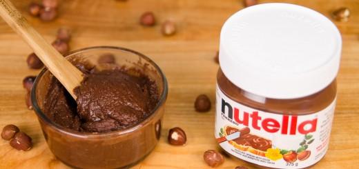 Pâte à tartiner chocolat noisettes façon nutella