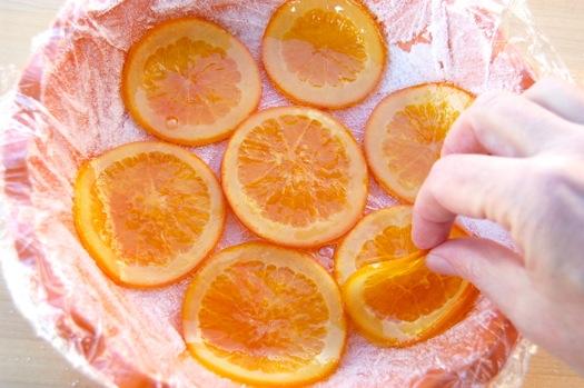 Rosace à l'orange3