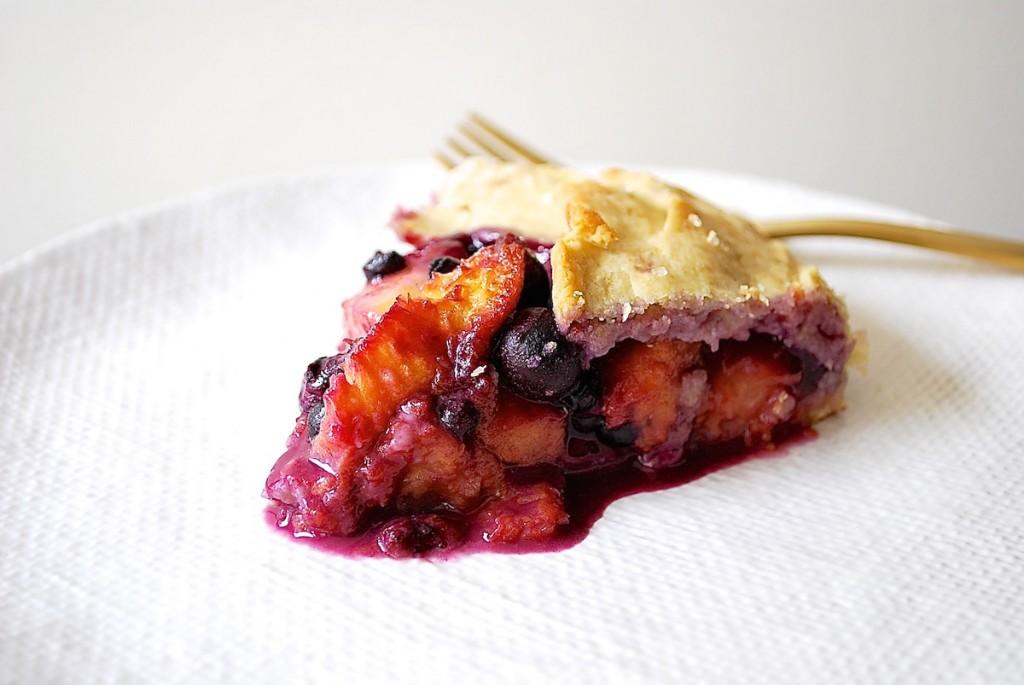 Tarte rustique aux fruits6