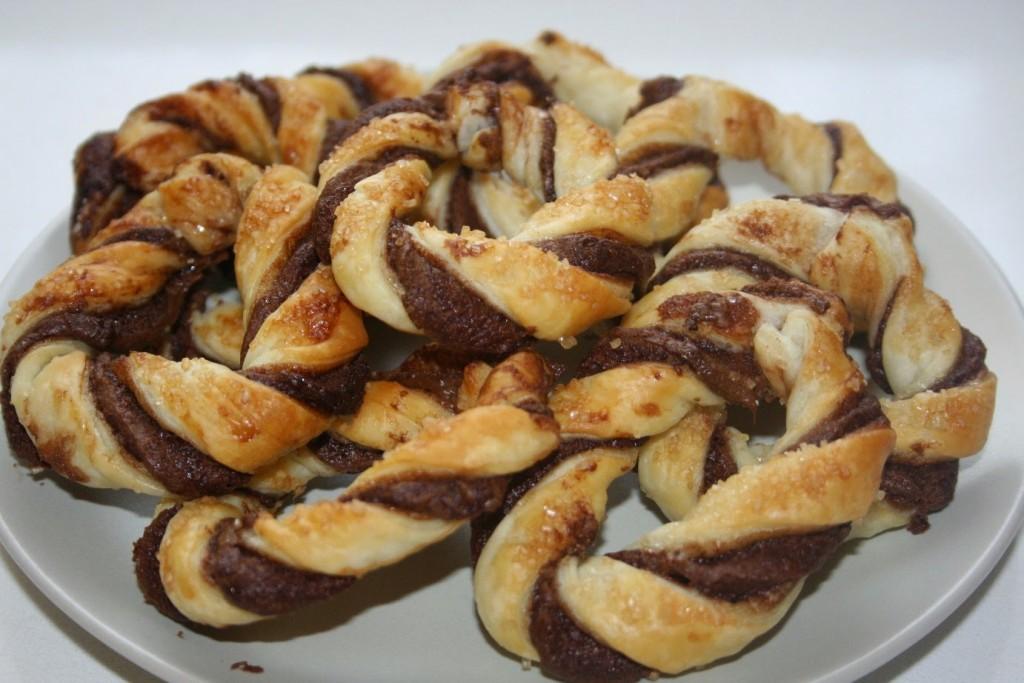 Torsades au Nutella et pépites de chocolat5