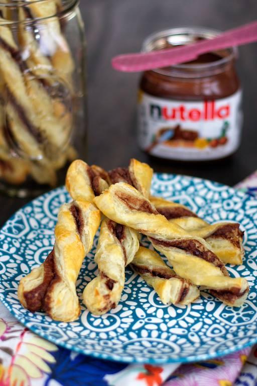 Torsades au nutella et pépites de chocolat1