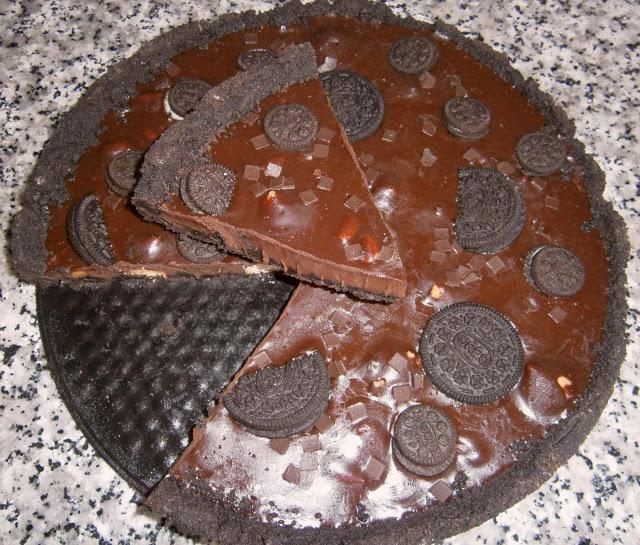 tarte chocolat oreo2