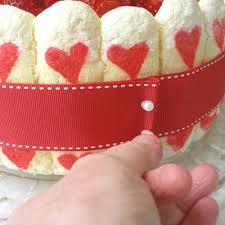 Bavarois aux fraises façon charlotte15