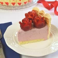 Bavarois aux fraises façon charlotte2