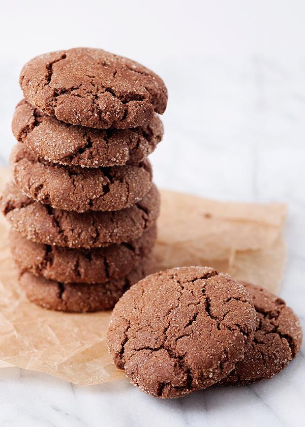 Biscuit au sucre au chocolat2