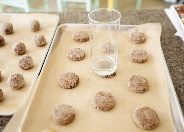 Biscuit au sucre au chocolat6