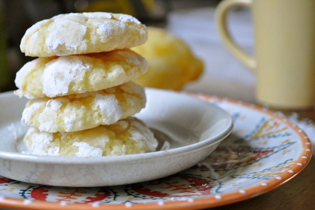 Biscuits craquelés au citron1