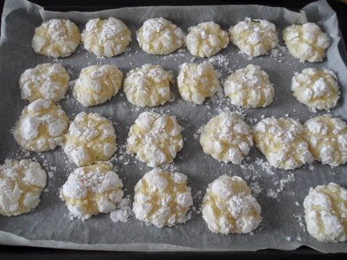 Biscuits craquelés au citron7