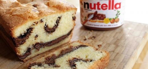 Cake au Nutella1