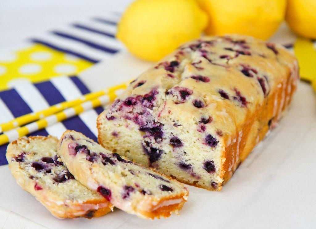 Cake au citron et myrtille1