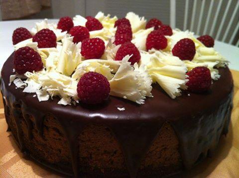 Cheesecake au chocolat2
