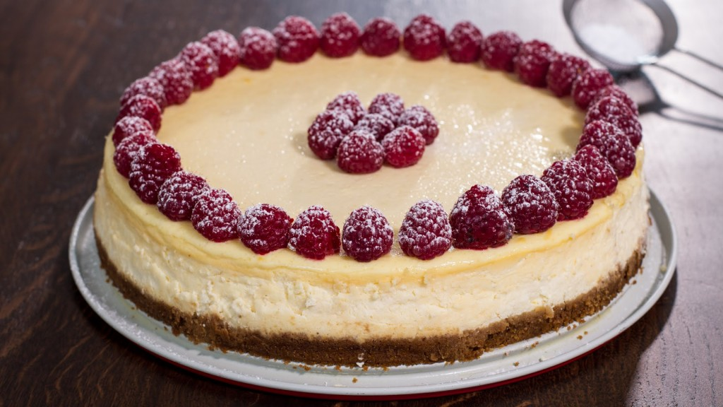 Cheesecake facile et rapide