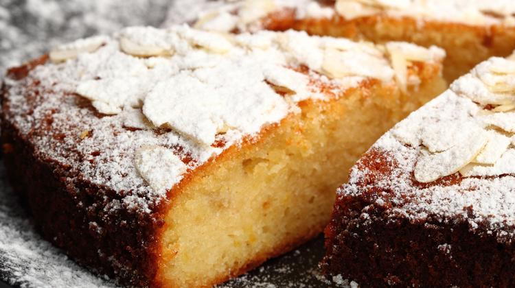 Gâteau aux amandes2