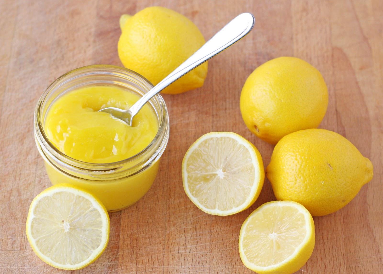 Lemon curd | Gâteaux & Délices