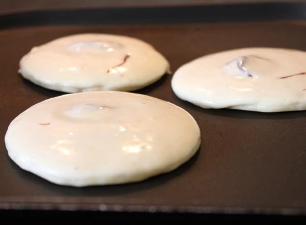 Pancakes fourrés au Nutella3