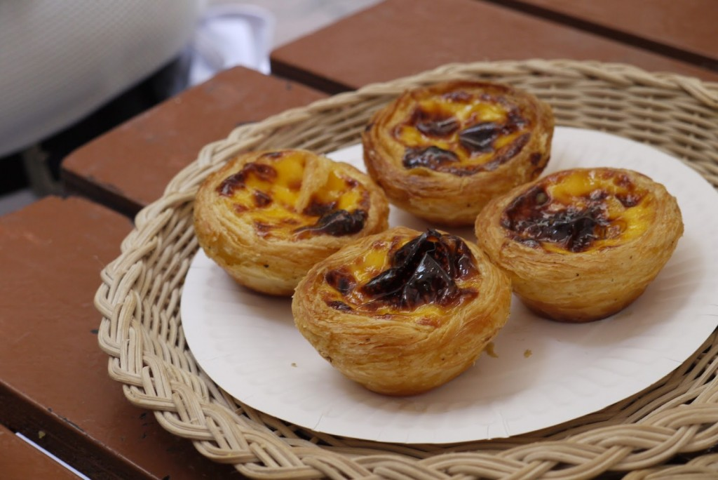 Pastéis de nata ( tarte portugaise )3