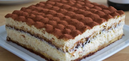 Tiramisu traditionnel1