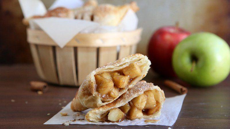chaussons aux pommes1