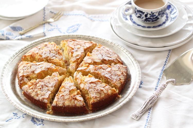 Gâteau aux amandes et noix de coco1