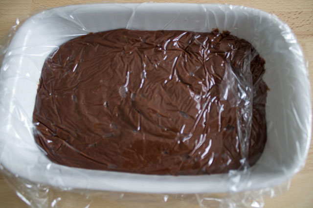 Galette des Rois avec ganache au chocolat3