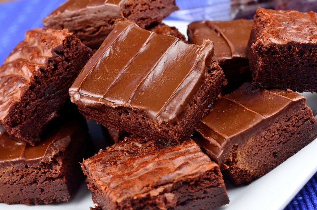 Brownies au café1