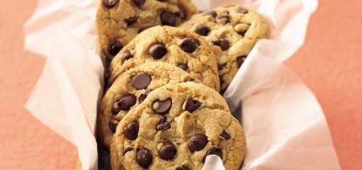 Cookies aux pépites de chocolat1