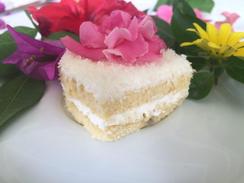 Le mont blanc (gateau antillais crème coco)2
