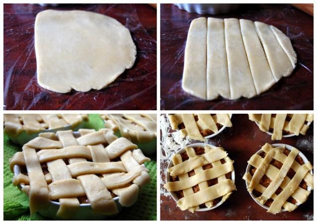 Mini tarte aux pommes, recette anglaise4