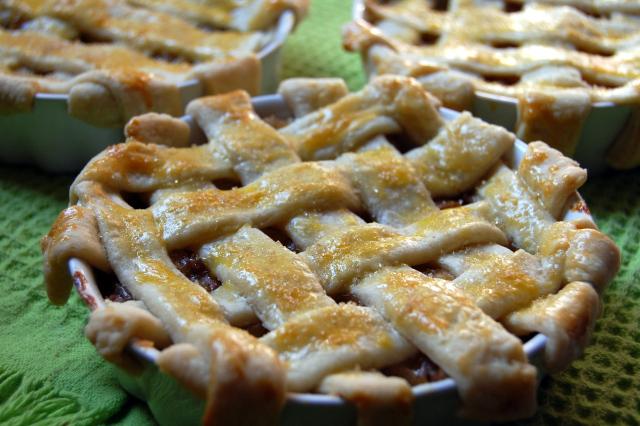 Mini tarte aux pommes, recette anglaise5